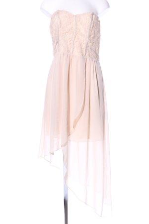 Oasis Vestido de noche rosa elegante