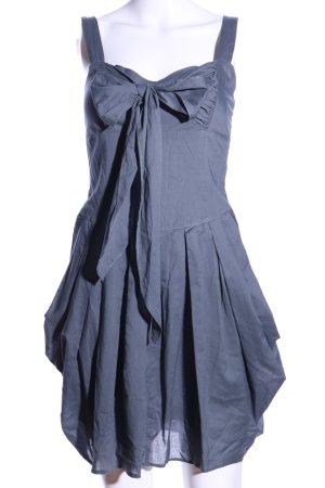 Oasis Robe ballon gris clair style décontracté