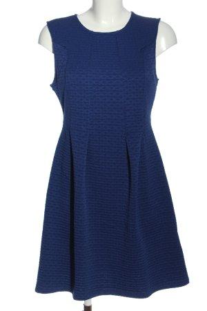 Oasis Vestido de cóctel azul look casual