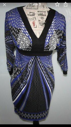 Oasis Sukienka dresowa Wielokolorowy