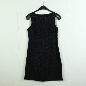 Oasis Shortsleeve Dress black cotton