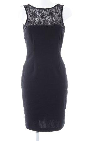 Oasis Vestido ceñido de tubo negro elegante