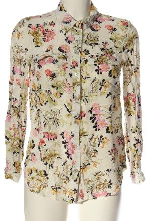 Oasis Blouse-chemisier motif de fleur style d'affaires