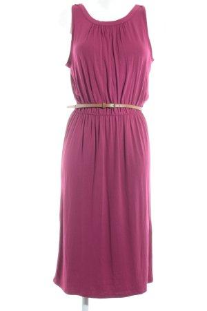 Oasis Jerseykleid purpur Casual-Look