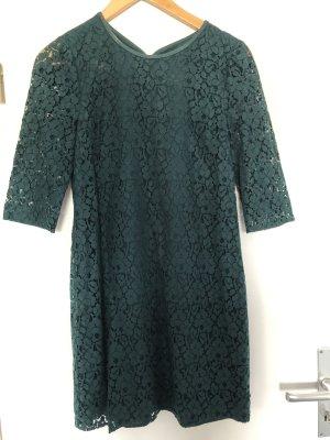 Oasis A Line Dress khaki