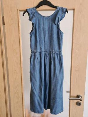 Oasis Sukienka midi chabrowy