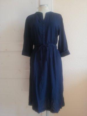 Oasis Vestido a media pierna azul-azul oscuro