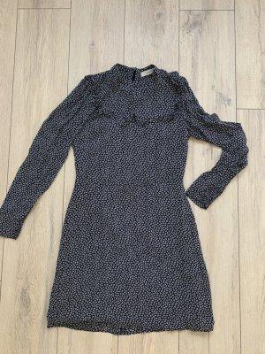 Oasis Robe courte blanc-noir