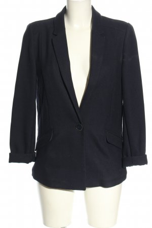 Oasis Kurz-Blazer schwarz Business-Look
