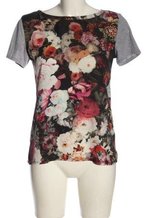 Oasis Bluzka z krótkim rękawem Melanżowy W stylu casual