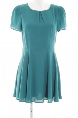 Oasis Shortsleeve Dress turquoise casual look