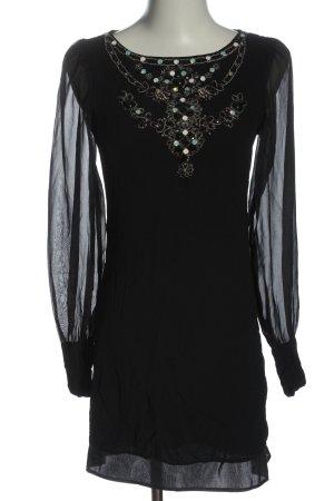 Oasis Longsleeve Dress black elegant