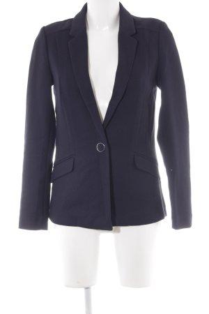 Oasis Long-Blazer dunkelblau Business-Look