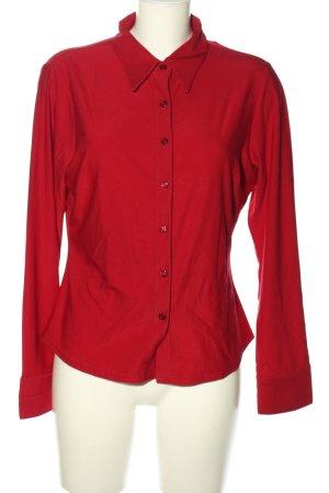 Oasis Longshirt rot Casual-Look