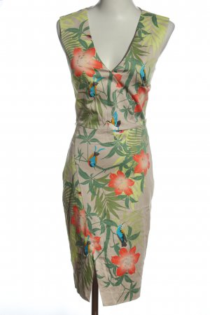 Oasis Sukienka midi Na całej powierzchni W stylu casual