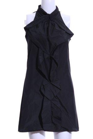 Oasis Minikleid schwarz extravaganter Stil