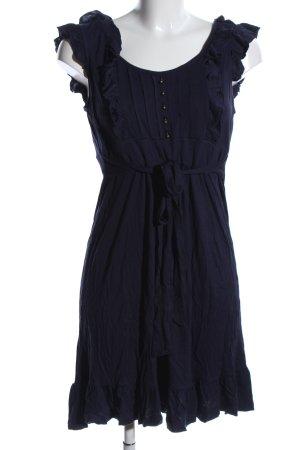 Oasis Minikleid blau Casual-Look