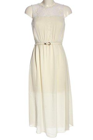 Oasis Blouse Dress cream elegant