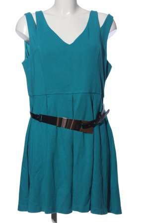 Oasis Minikleid blau Casual-Look
