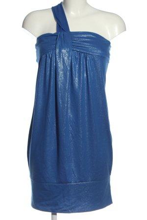 Oasis Robe dos-nu bleu élégant