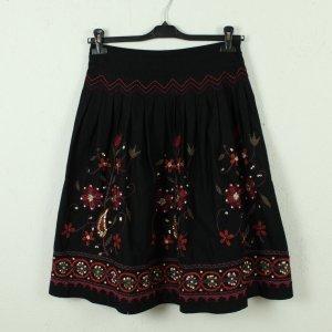 Oasis Jupe mi-longue multicolore coton