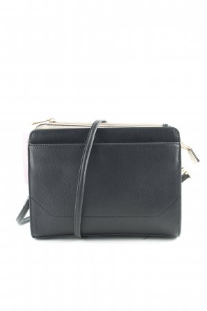 Oasis Shoulder Bag black-cream casual look
