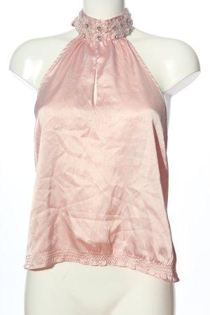 Oasis ärmellose Bluse pink Elegant