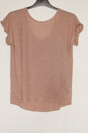 Oasis Shirt gold Glitzer