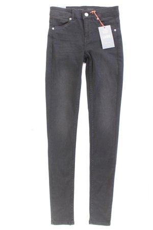 Oasis Jeans skinny noir coton