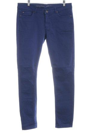 Oasis Slim Jeans dunkelviolett extravaganter Stil