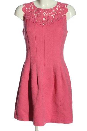 Oasis Spitzenkleid pink Casual-Look