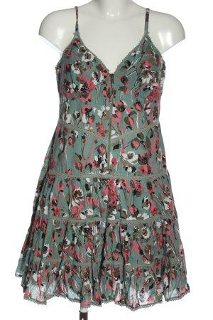 Oasis Sukienka na ramiączkach Na całej powierzchni W stylu casual