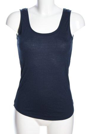 Oasis Trägertop blau Casual-Look