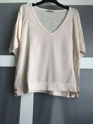 Oasis Tshirt S nude rosa