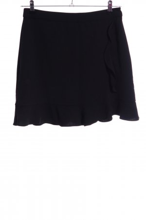 Oasis Flounce Skirt black business style