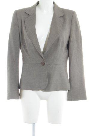Oasis Wool Blazer light brown-black business style