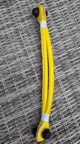 Obag O bag Henkel, gelb, neu
