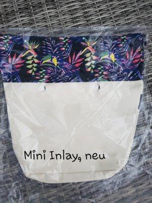 Obag O bag Mini Inlay, Toucan, neu