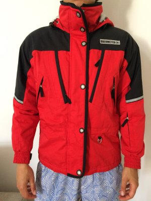 Obermeyer Outdoor Winter-Jacke, Skijacke, Gr. S