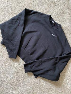Obersize Nike Sweater schwarz