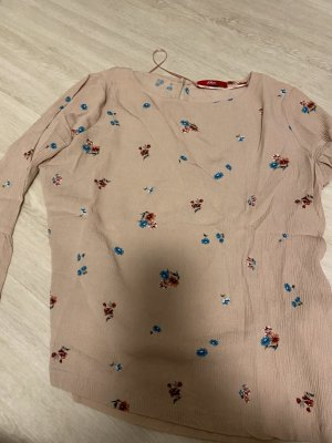 s.Oliver Camisa de franela rosa