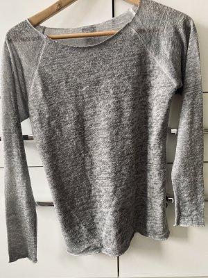 Frieda & Freddies New York Crewneck Sweater grey-dark grey