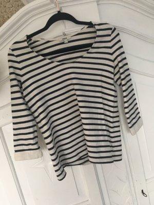 Mexx Sweatshirt wit-zwart