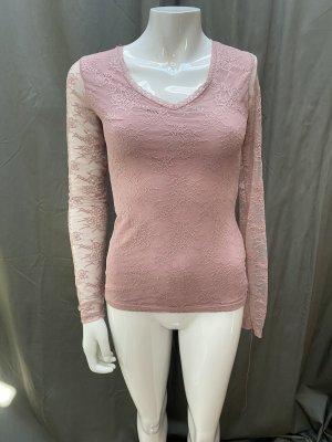 New Yorker Camisa larga rosa