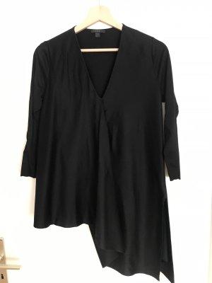 COS Długa bluzka czarny Bawełna