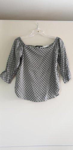 Vero Moda Batik shirt lichtgrijs-grijs