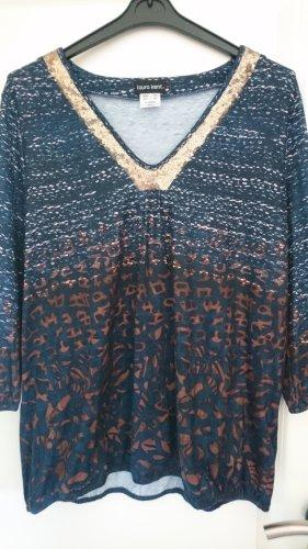 Oberteil / Bluse - 1 x getragen wie neu