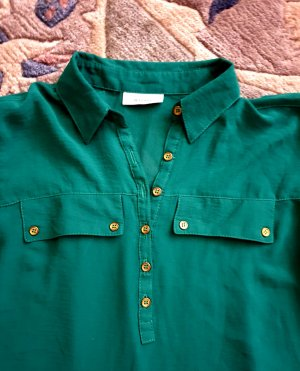 C&A Yessica Shirt Blouse forest green
