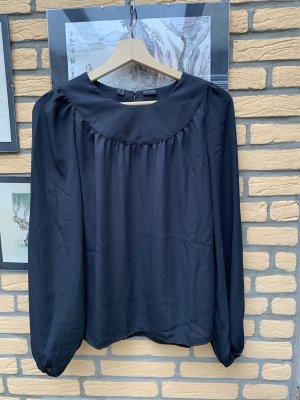 BODY FLIRT Bluzka z długim rękawem czarny