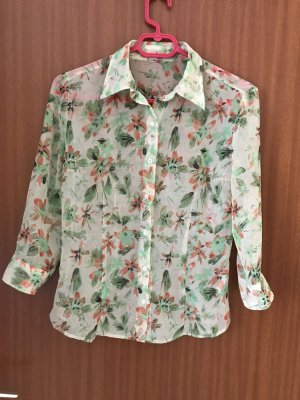 Sasch Transparante blouse veelkleurig Polyester